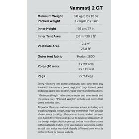 Hilleberg Nammatj 2 GT Green